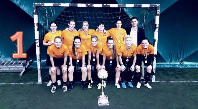 Police Futsal Team 2015-2016-os Kamino Kupás részvétele