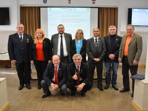 A Magyar Szekció Tisztújítása 2016. március 04-én