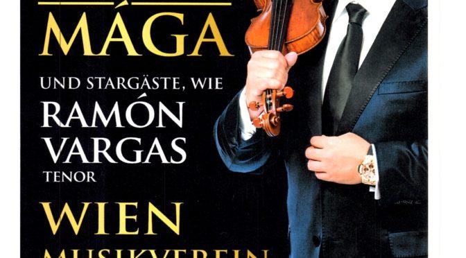 Bécsi Koncert Mága Zoltán 2018.01.06.