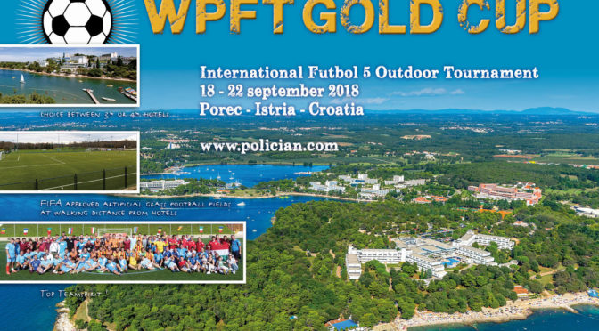 WPFT GOLD CUP 2018