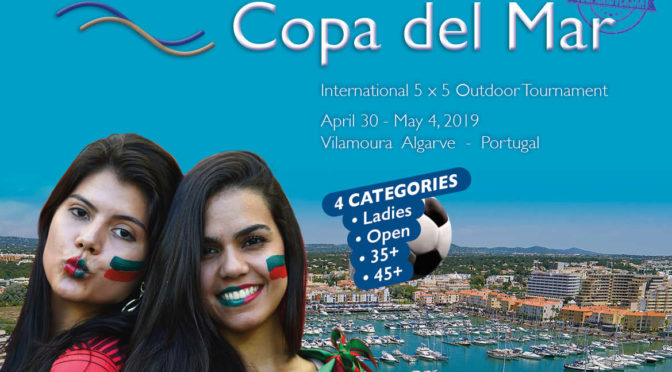 Invitation International sport Event COPA DEL MAR 2019